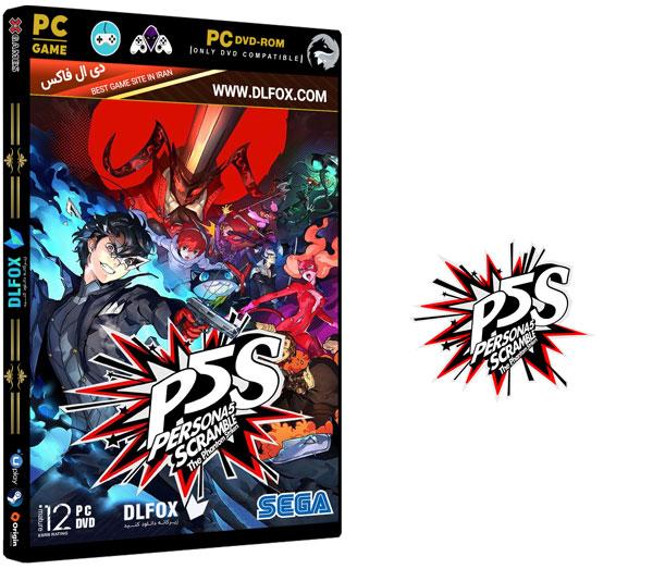 دانلود نسخه فشرده بازی Persona 5 Strikers برای PC