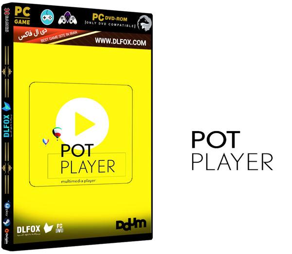 دانلود نسخه نهایی نرم افزار PotPlayer برای PC