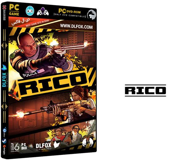 دانلود نسخه فشرده بازی RICO برای PC
