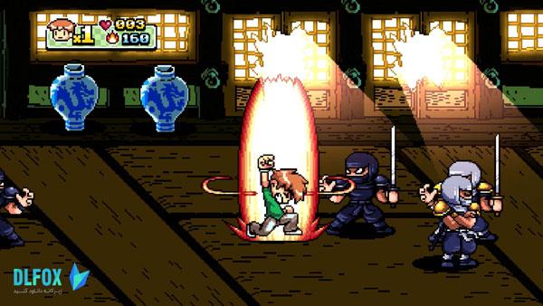 دانلود نسخه فشرده بازی Scott Pilgrim vs. The World: The Game – Complete Edition برای PC
