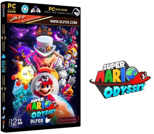 دانلود نسخه فشرده بازی Super Mario Odyssey برای PC