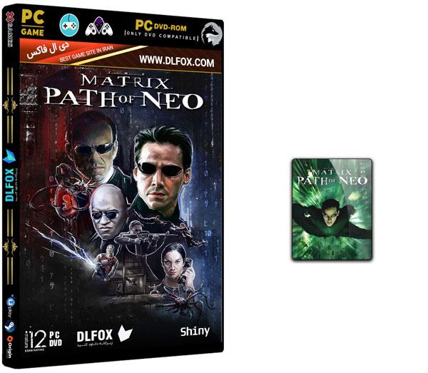 دانلود نسخه فشرده بازی The Matrix: Path of Neo برای PC