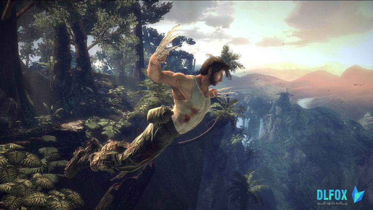 دانلود نسخه فشرده بازی X-Men Origins: Wolverine برای PC