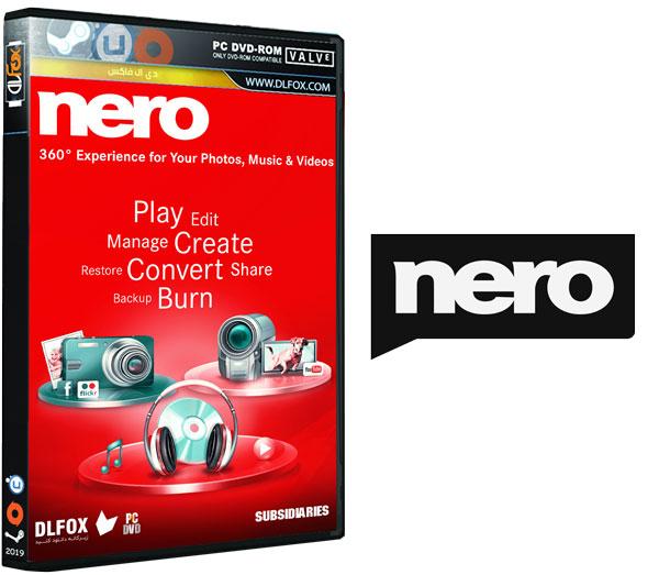 دانلود نسخه نهایی نرم افزار Nero Burning ROM برای PC