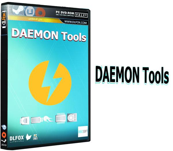 دانلود نسخه نهایی نرم افزار DAEMON Tools برای PC
