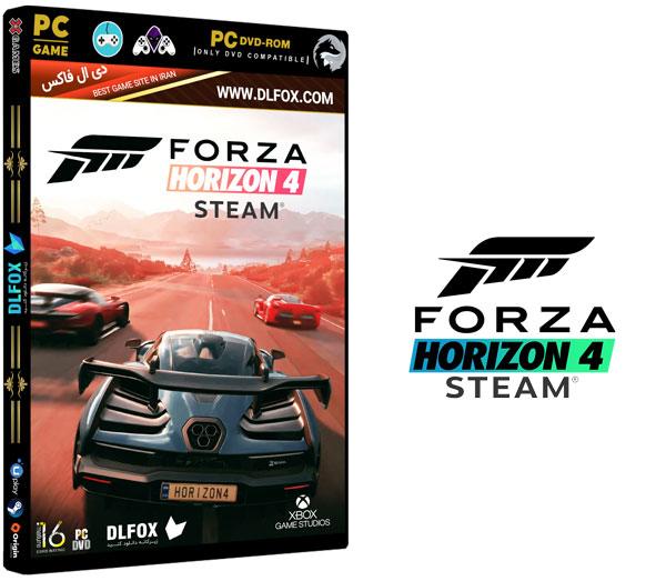 دانلود نسخه فشرده بازی Forza Horizon 4 – STEAM Edition برای PC