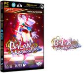 دانلود نسخه فشرده بازی BALAN WONDERWORLD برای PC