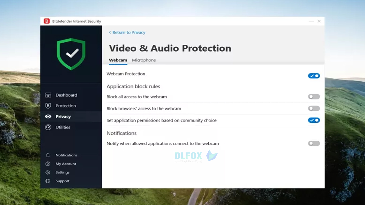 دانلود نسخه نهایی نرم افزار Bitdefender Anti-Virus برای PC