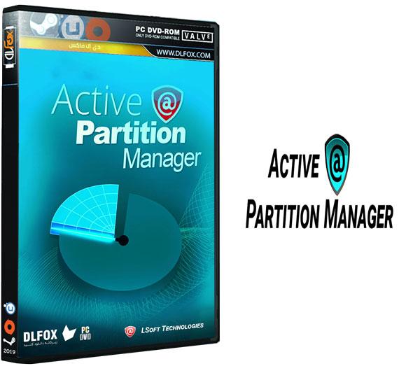 دانلود نسخه نهایی نرم افزار Active @ Partition Manager برای PC