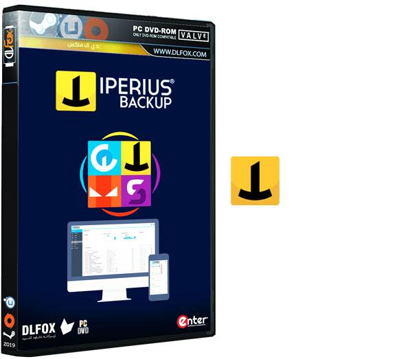 دانلود نسخه نهایی نرم افزار Iperius Backup برای PC