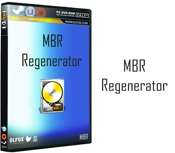 دانلود نسخه نهایی نرم افزار MBR Regenerator برای PC
