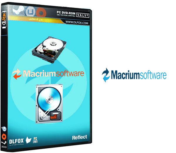 دانلود نسخه نهایی نرم افزار Macrium Reflect برای PC
