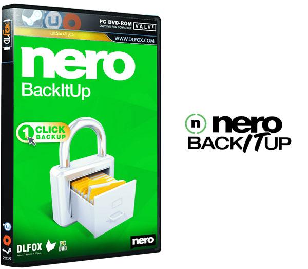 دانلود نسخه نهایی نرم افزار Nero BackItUp برای PC
