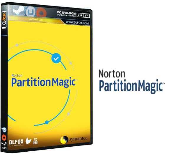 دانلود نسخه نهایی نرم افزار Norton Partition Magic برای PC