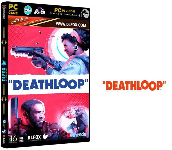 دانلود نسخه فشرده بازی DEATHLOOP برای PC