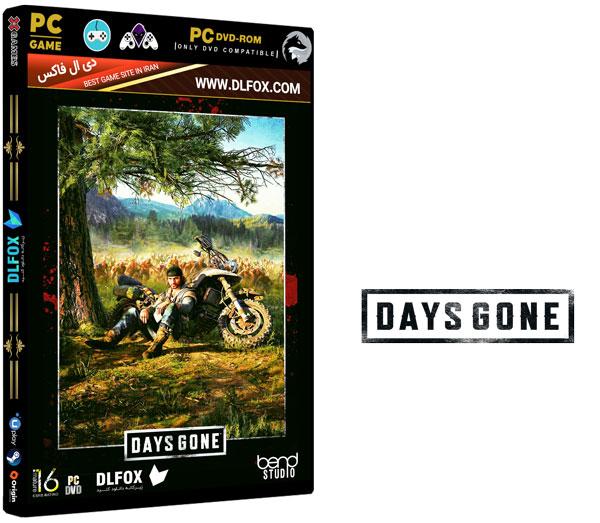 دانلود نسخه فشرده بازی Days Gone برای PC