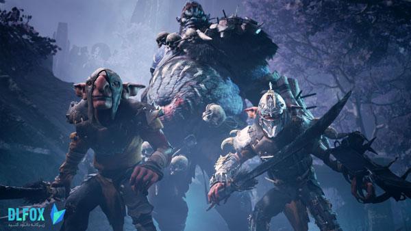 دانلود نسخه فشرده بازی Dungeons & Dragons: Dark Alliance برای PC