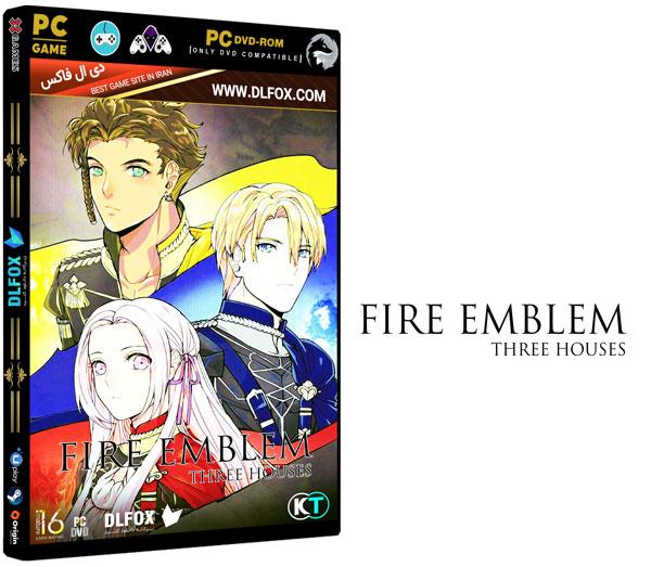 دانلود نسخه فشرده بازی Fire Emblem: Three Houses برای PC