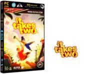 فارسی سازی بازی It Takes Two برای PC