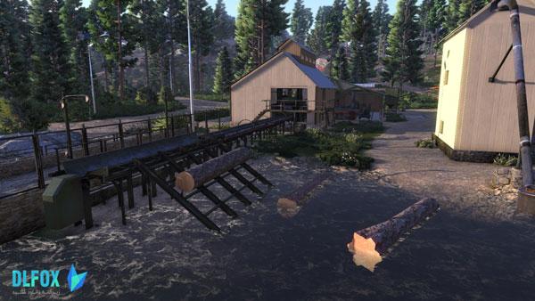 دانلود نسخه فشرده شبیه ساز چوب بری Lumberjacks Dynasty برای PC