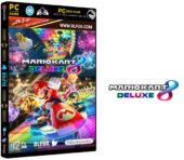 دانلود نسخه فشرده بازی MARIO KART 8 DELUXE برای PC