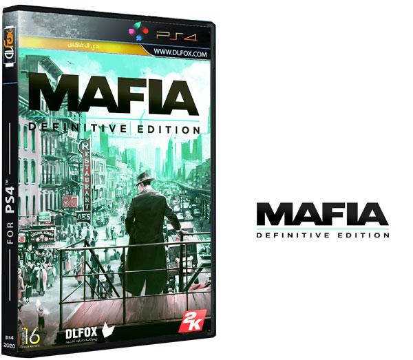 دانلود نسخه فشرده بازی Mafia: Definitive Edition برای PS4