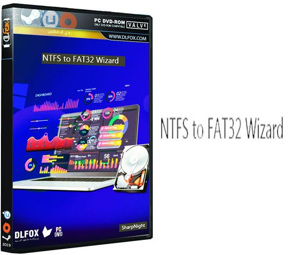دانلود نسخه نهایی نرم افزار NTFS to FAT32 Wizard برای PC