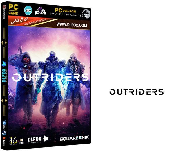 دانلود بازی OUTRIDERS برای PC