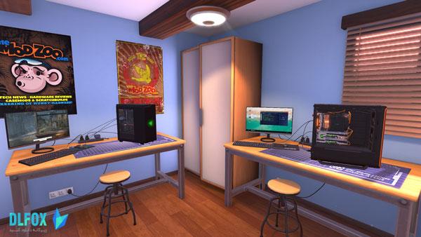 دانلود نسخه فشرده بازی PC Building Simulator برای PC