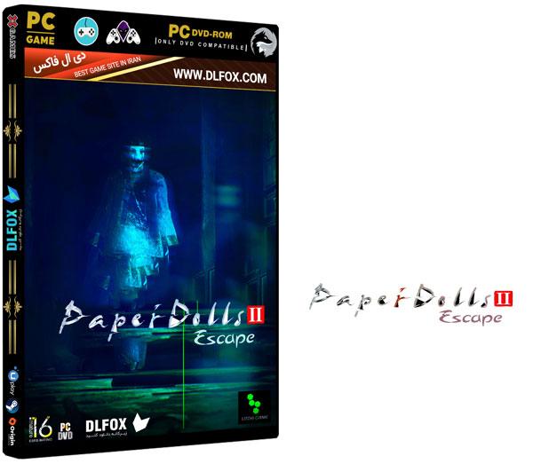 دانلود نسخه فشرده بازی Paper Dolls 2 Escape برای PC
