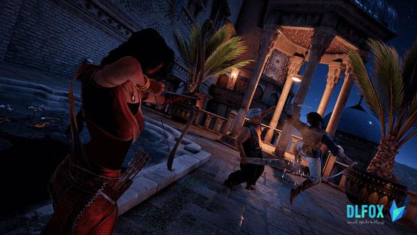 دانلود نسخه فشرده بازی Prince of Persia: The Sands of Time Remake برای PC
