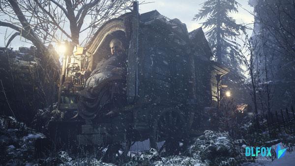 دانلود نسخه فشرده بازی Resident Evil 8: Village برای PC