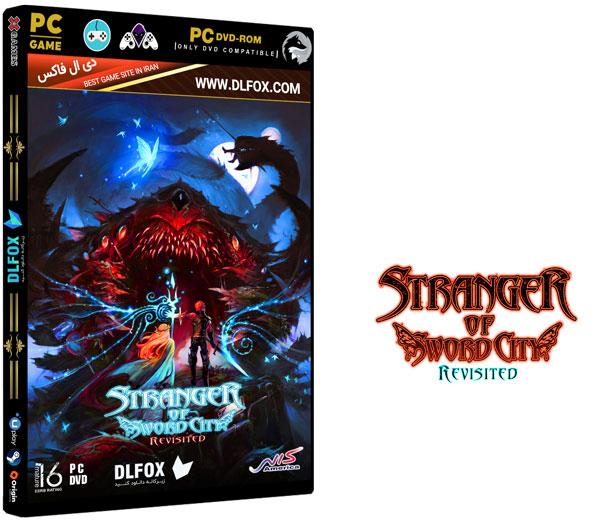 دانلود نسخه فشرده بازی SAVIORS OF SAPPHIRE WINGS / STRANGER OF SWORD CITY REVISITED برای PC