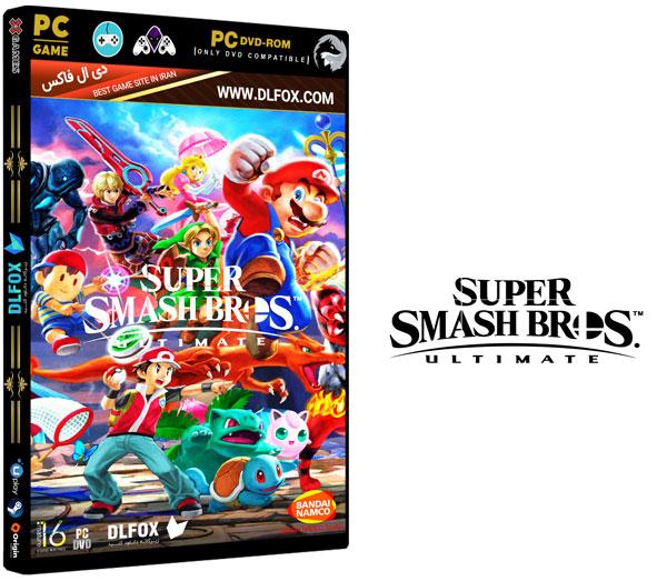 دانلود نسخه فشرده بازی SUPER SMASH BROS. ULTIMATE برای PC