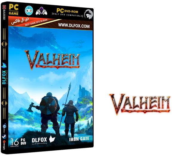 دانلود نسخه فشرده بازی VALHEIM برای PC