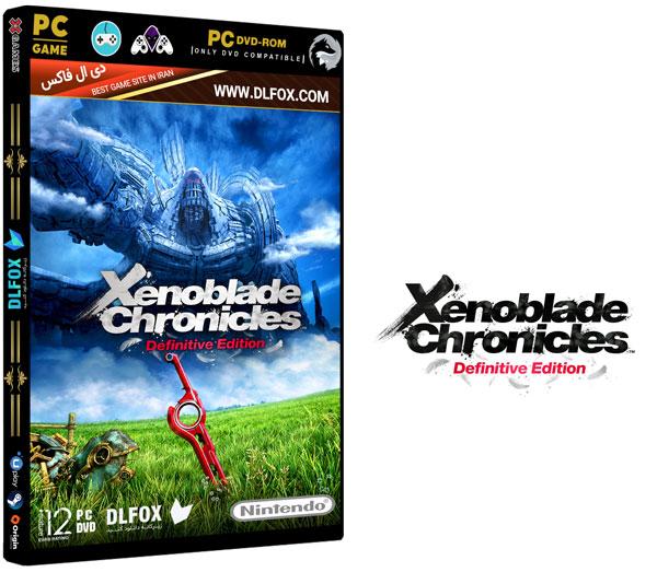 دانلود نسخه فشرده بازی Xenoblade Chronicles 2 برای PC