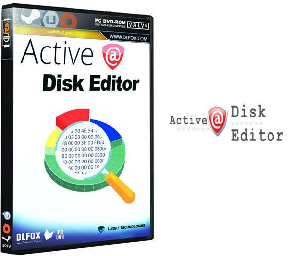 دانلود نسخه نهایی نرم افزار Active @ Disk Editor برای PC