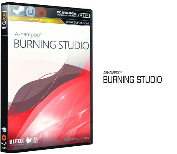 دانلود نسخه نهایی نرم افزار Ashampoo Burning Studio برای PC