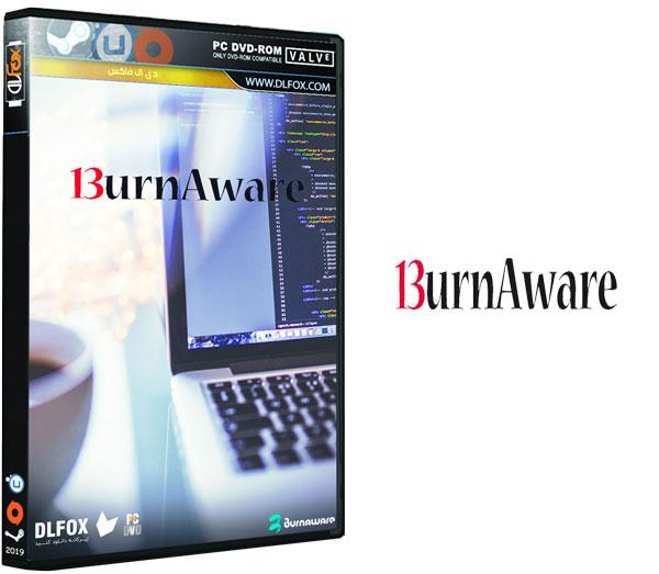 دانلود نسخه نهایی نرم افزار BurnAware برای PC