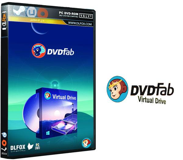 دانلود نسخه نهایی نرم افزار DVDFab Virtual Drive برای PC