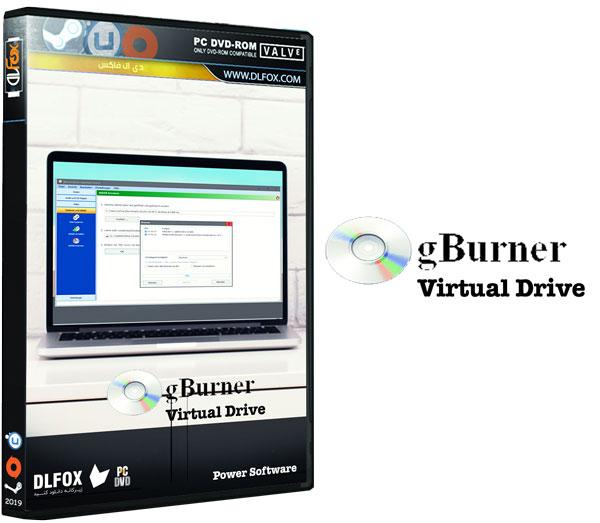 دانلود نسخه نهایی نرم افزار gBurner Virtual Drive برای PC