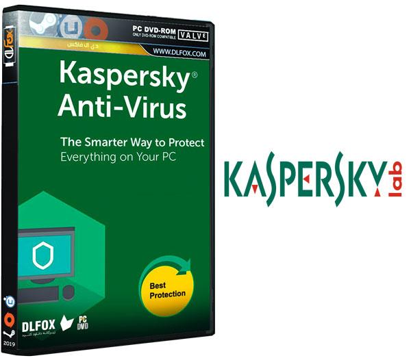 دانلود نسخه نهایی نرم افزار Kaspersky Anti-Virus برای PC