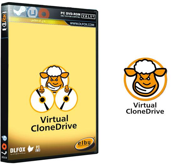 دانلود نسخه نهایی نرم افزار Virtual CloneDrive برای PC