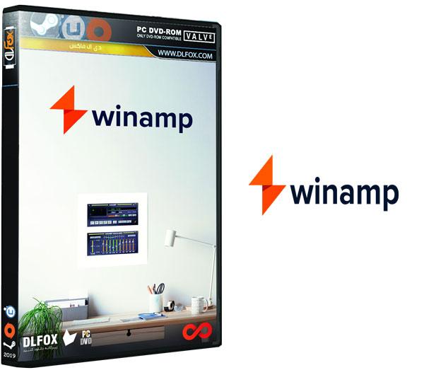 دانلود نسخه نهایی نرم افزار Winamp برای PC