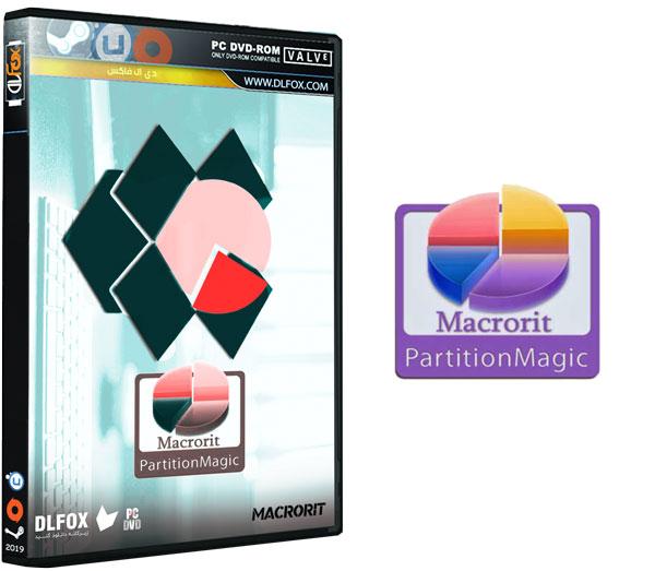 دانلود نسخه نهایی نرم افزار Macrorit Disk Partition برای PC