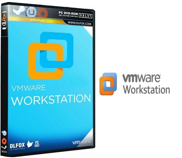دانلود نسخه نهایی نرم افزار VMware Workstatione برای PC