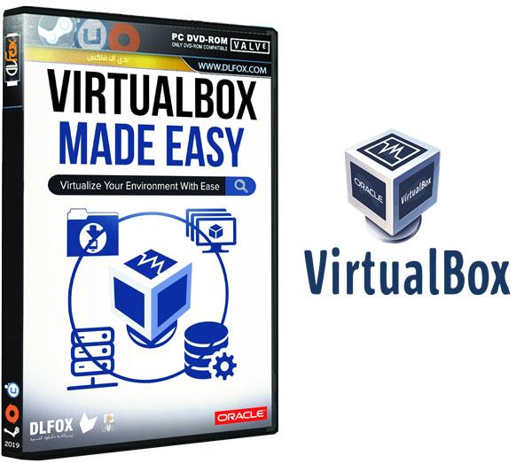 دانلود نسخه نهایی نرم افزار VirtualBox برای PC