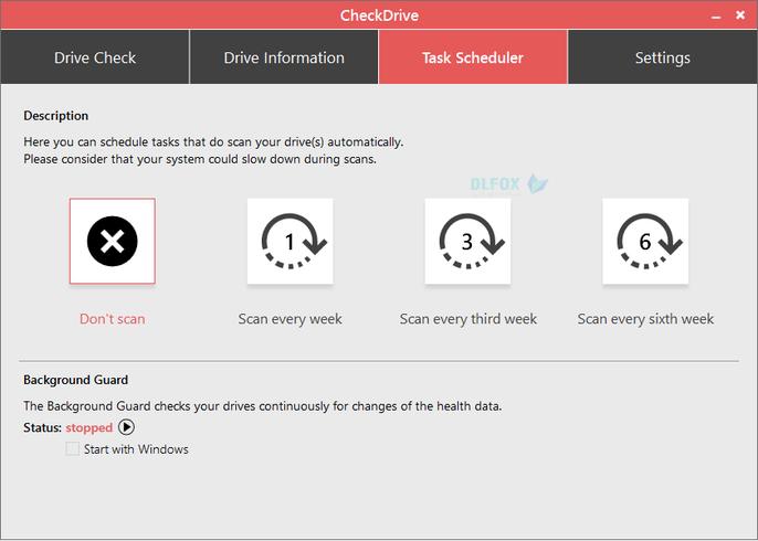 دانلود نسخه نهایی نرم افزار Abelssoft CheckDrive برای PC