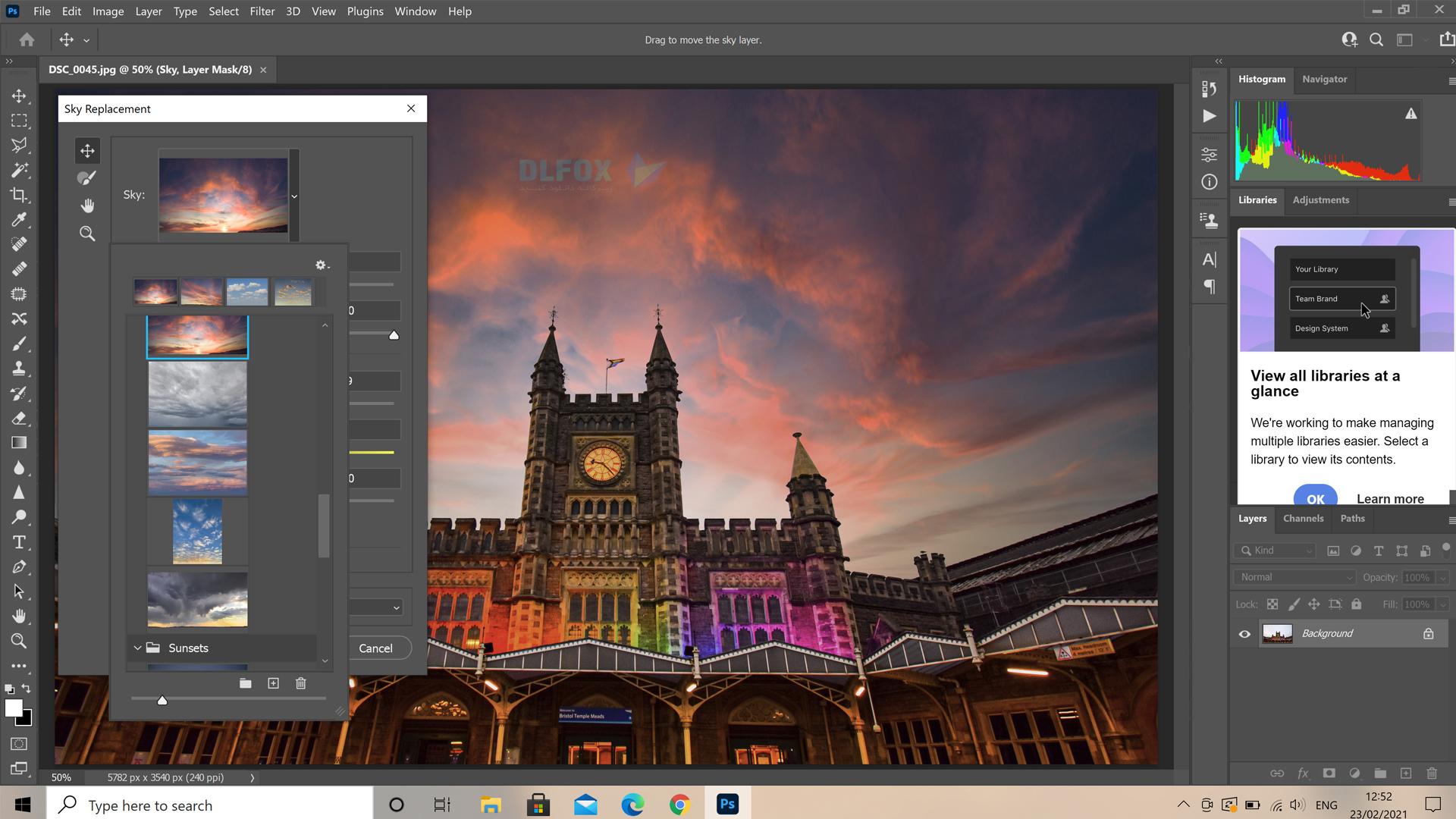 دانلود نسخه نهایی نرم افزار Adobe Photoshop برای PC