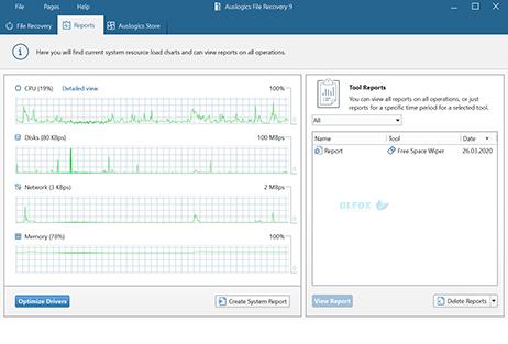 دانلود نسخه نهایی نرم افزار Auslogics File Recovery برای PC